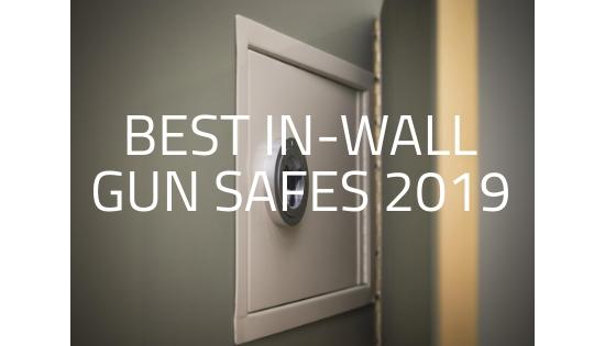hidden in wall gun safe